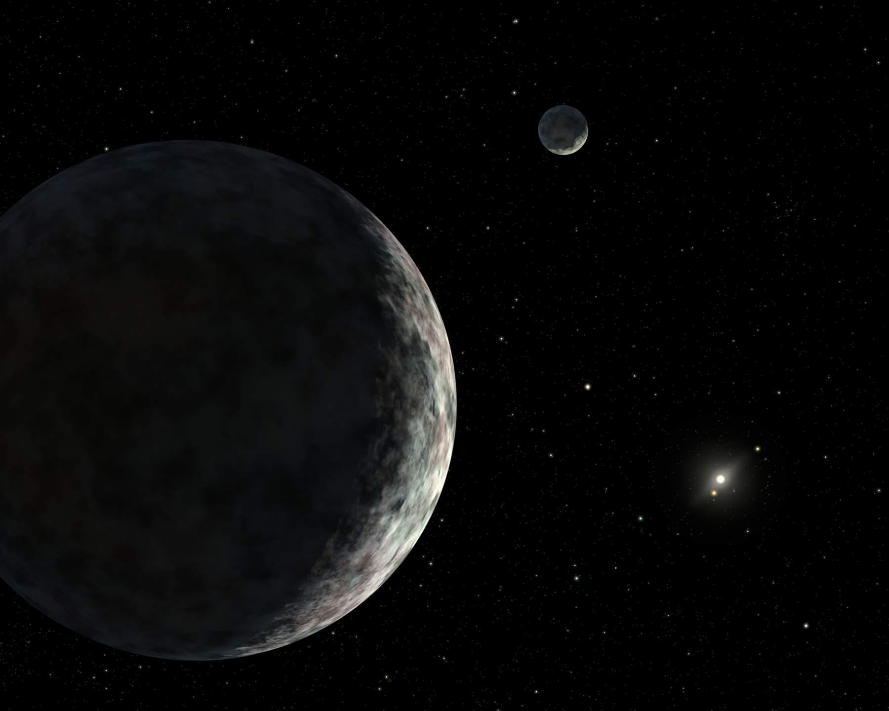 Planetas enanos