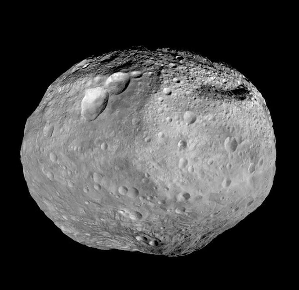 Asteroides - Todo sobre el Sistema Solar