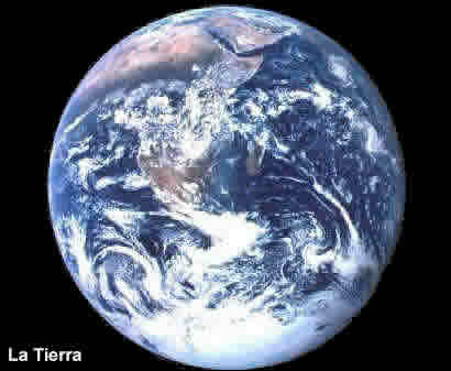 Todo sobre el Sistema Solar  Tierra