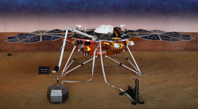 Sismología Marciana – Primer terremoto en Marte