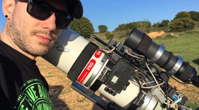 Sitio de Astrofotografía